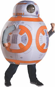 Star Wars BB-8 Inflatable Kids Costume