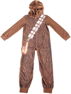 Star Wars Kids Chewbacca Onesie Pajama