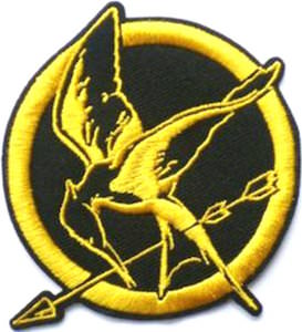 The Hunger Games Mockingjay Patch