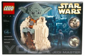 Star Wars Yoda LEGO Set 7194