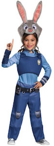Zootopia Judy Hopps Kids Halloween Costume