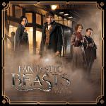 2017 Fantastic Beasts and Where to Find Them Wall Calendar