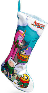 Adventure Time Christmas Stocking