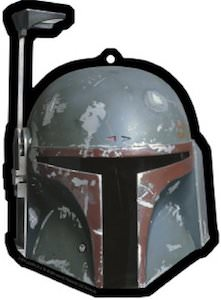 Star Wars Boba Fett Helmet Air Freshener