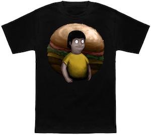 Gene Belcher Burger T-Shirt