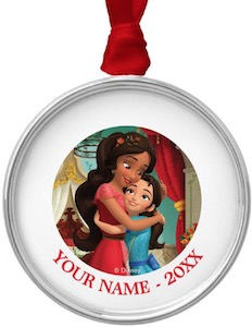 Elena Of Avalor & Sister Christmas Tree Ornament