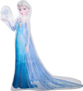 Frozen Elsa Outdoor Inflatable