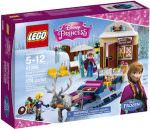 Frozen LEGO Anna And Kristoff's Sleigh Adventure