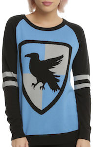 Harry Potter Ravenclaw Women's Pullover