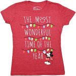Mickey Mouse Wonderful Time Of The Year T-Shirt
