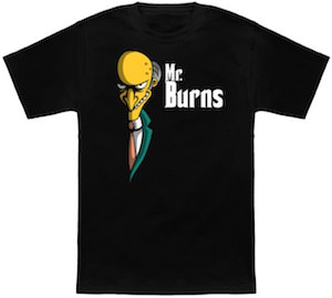 Mr. Burns T-Shirt