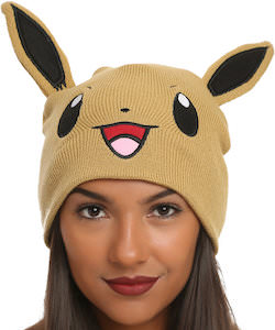 Pokemon Eevee Beanie Hat