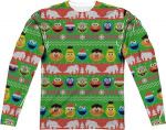 Sesame Street Christmas sweater