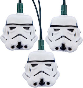 Star Wars Stormtrooper String Lights
