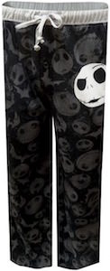 The Nightmare Before Christmas Jack Skellington Lounge Pants