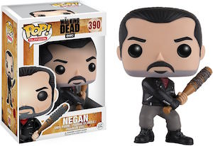 The Walking Dead Negan Pop! Figurine