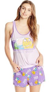Adventure Time Best Buds Women's Sleep Set