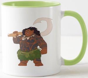 Maui And Hook Ceramic Mug
