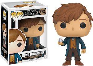 Newt Scamander Pop! Figurine