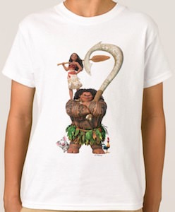 Moana And Maui T-Shirt