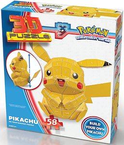 3D Pikachu Puzzle