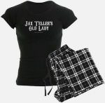 Sons Of Anarchy Jax Teller's Old Lady Pajama Set