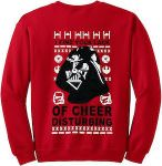 Star Wars Darth Vader Lack Of Cheer Christmas Sweater