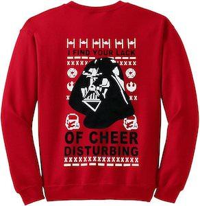 Star Wars Darth Vader Christmas Sweater