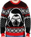 Star Wars Kylo Ren Christmas Sweater