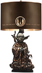 Star Wars Yoda Table Lamp