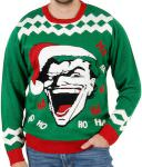 DC Comics The Joker Christmas Sweater