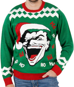 The Joker Christmas Sweater