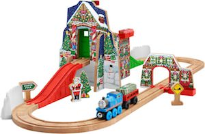 Thomas & Friends Santa's Workshop Express Wooden Railway