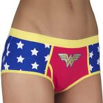 Wonder Woman Costume Style Panties