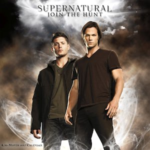 2017 Supernatural Wall Calendar