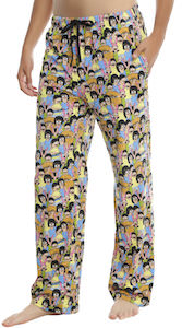 The Kids Of Bob's Burgers Men's Pajama Pants
