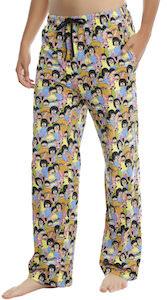 The Kids Of Bob's Burgers Men's Pajama Pants