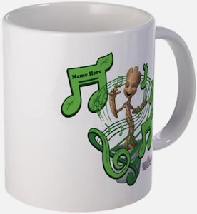 Guardians of the Galaxy Dancing Groot Mug