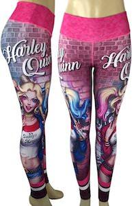 Harley Quinn Leggings / Yoga Pants