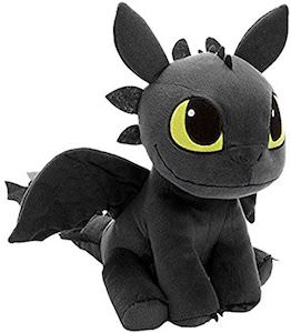 Toothless 12″ Plush Dragon