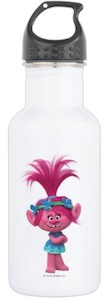 Trolls Poppy Stainless Steel Water Bottle