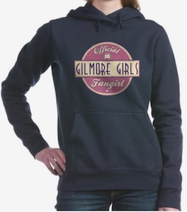 Official Gilmore Girls Fangirl Hoodie