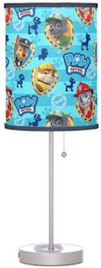 PAW Patrol Pups Table Lamp