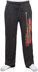 The Walking Dead Lucille Lounge Pants