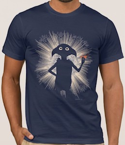 Harry Potter Dobby Doing Magic T-Shirt