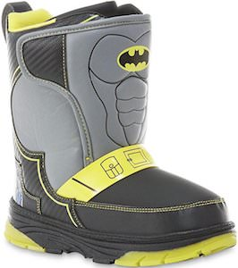 Batman Kids Winter Boots