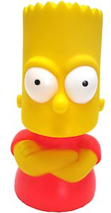 The Simpsons Bart Bust Money Bank