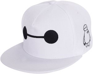 Big Hero 6 Baymax Cap