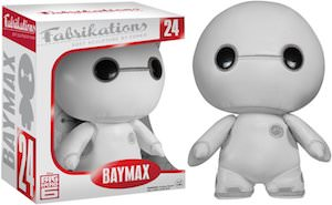 Big Hero 6 Baymax Plush Funko Fabrikations