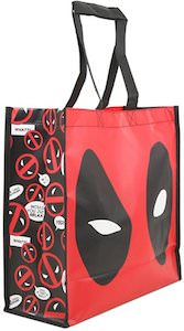 Marvel Deadpool tote bag for sale